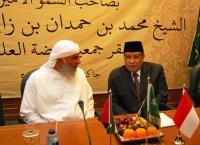 PBNU-Syeikh Uni Emirat Arab Sepakat Dakwahkan Islam Ramah