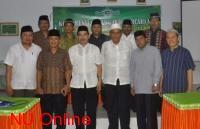 Konfercab NU Kota Gorontalo Pilih H Burhanuddin Umar dan H Ibrahim T Sore