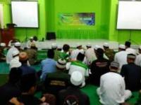 Ansor Pringsewu Peringati Harlah dengan Istighotsah dan Shalawatan
