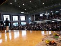 KH Anwar Zahid Sampaikan Taushiyah Kepada 6000 TKI di Korsel