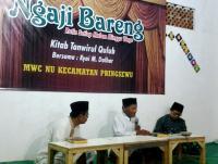 MWCNU Pringsewu Ngaji Kitab Rutin Malam Minggu Wage