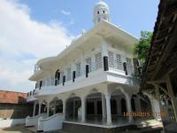 Jamaah Masjid Darussalam Pati Tahlilkan Ribuan Arwah