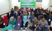 Santri BPUN Ansor Surabaya Berjejaring dengan Santri Lain Kota