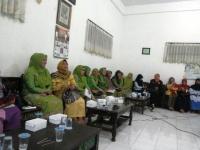 Pengurus Baru Muslimat NU Probolinggo Sowan ke PCNU Setempat
