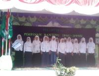 Puluhan Tahun Vakum, IPNU-IPPNU Karangnongko Bangkit Kembali
