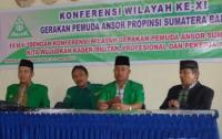 Sekjen GP Ansor: Adat Basandi Syarak Wajah Islam Nusantara di Minang