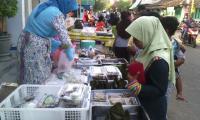 Kuliner Sore Ramadhan di Jalan Petak Damai