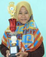 Mahasiswi UNU Sidoarjo Raih Juara II MTQ dari Kopertis