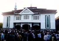 Melihat Kemegahan dan Keunikan Masjid Pondok Tremas