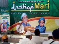 Kembangkan Ekonomi, Pesantren Al-Inshof Buka Minimarket