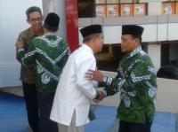 NU Sulsel Ikut Sukseskan Muktamar Muhammadiyah