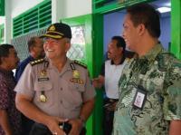 Ini Koordinasi Polda, TNI, dan Banser dalam Pengamanan Muktamar NU