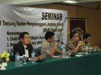 OJK Berharap Diskusi Bersama Rumuskan BPJS Versi Syariah