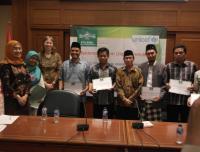 LKNU dan Tokoh Ulama Brebes Deklarasikan Forum Ulama Peduli Gizi