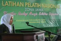 PP IPPNU Siapkan Pelatih Penggerak Pelajar NU di Zona Jawa