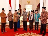 Jokowi: Saya Bersyukur NU Teguh Jadi Perekat Bangsa