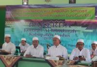 Jama'ah Thariqah Al-Khidmah Kudus Gelar Rapat Kerja Daerah