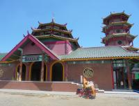 Masjid Cheng Ho Jember Diresmikan