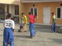 Pesantren Al-Mizan Kirim Tim Futsal ke Liga Santri Nusantara