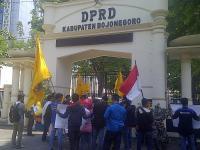 PMII: Pemkab Gagal Jadikan Bojonegoro Lumbung Pangan