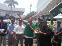 Ansor Jombang Minta DPRD Penuhi Tuntutan PKL di Makam Gus Dur