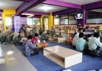 Perpustakaan SMA NU 1 Gresik Ikut Seleksi Tingkat Nasional