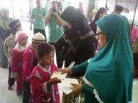 Tahun Baru Islam, RSI Siti Hajar Santuni Anak Yatim Piatu