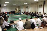 Para Pekerja Asal Indonesia Ramaikan Pengajian Al-Hijrah PCINU Sudan