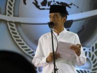 Jokowi Deklarasi Hari Santri Nasional Diiringi Shalawat Badar