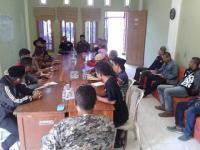 GP Ansor NTT dan Pendeta Setempat Diskusi Kemajemukan