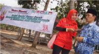 Donor Darah GP Ansor Waykanan Diminati Banyak Warga