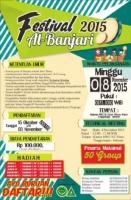Pelajar NU Tanggulangin Jaring Kontestan Festival Al-Banjari