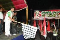 Ribuan Warga Jatim Ikuti Napak Tilas KH Nawawi, Pejuang Kemerdekaan
