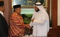 Suwaidan, Tokoh Kuwait Kunjungi PBNU Bicarakan Demokrasi dan Dunia Islam