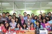 Mahasiswa Teologi Jakarta Kunjungi Redaksi NU Online