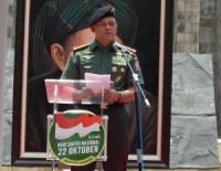 Transkripsi Lengkap Pidato Panglima TNI pada Peringatan Resolusi Jihad