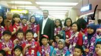 Siswa Madrasah Ibtidaiyah Raih Juara Internasional Bidang Matematika