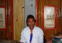 Ustadz Mukhlis Bangun Kampung Santri Tanpa Pesantren