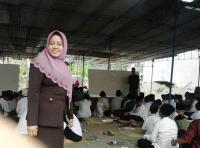 Jalani Kelas Darurat, Pelajar-Santri Pandanaran Tetap Gembira
