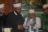 Pelajari Islam Moderat, Mufti Lebanon Kunjungi PBNU