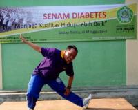 Rumah Sakit NU Sidoarjo Bentuk Komunitas Senam Diabetes