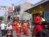 Sambut Maulid Nabi Muhammad dengan Karnaval Busana Tempo Dulu