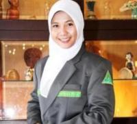 Puti Hasni Terpilih Sebagai Ketum PP IPPNU 2015-2018