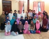 Alumni MALNU Pandeglang Bentuk MMC