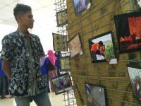 Santri Yogyakarta Tegaskan Syiar Islam Lewat Karya Seni