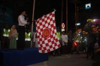 Festival Hadrah On The Street Probolinggo Semarakkan Malam Tahun Baru