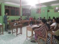 Pemuda NU Gayam Kaji DBH Migas di Bojonegoro