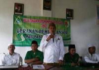 GP Ansor Sumenep Tekankan Pentingnya Penguatan Sistem Kaderisasi