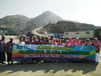 Buka Perdana Layanan Umrah, PCNU Bojonegoro Berangkatkan 20 Jamaah