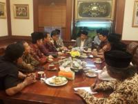 Elit PDIP Silaturrahim ke PBNU